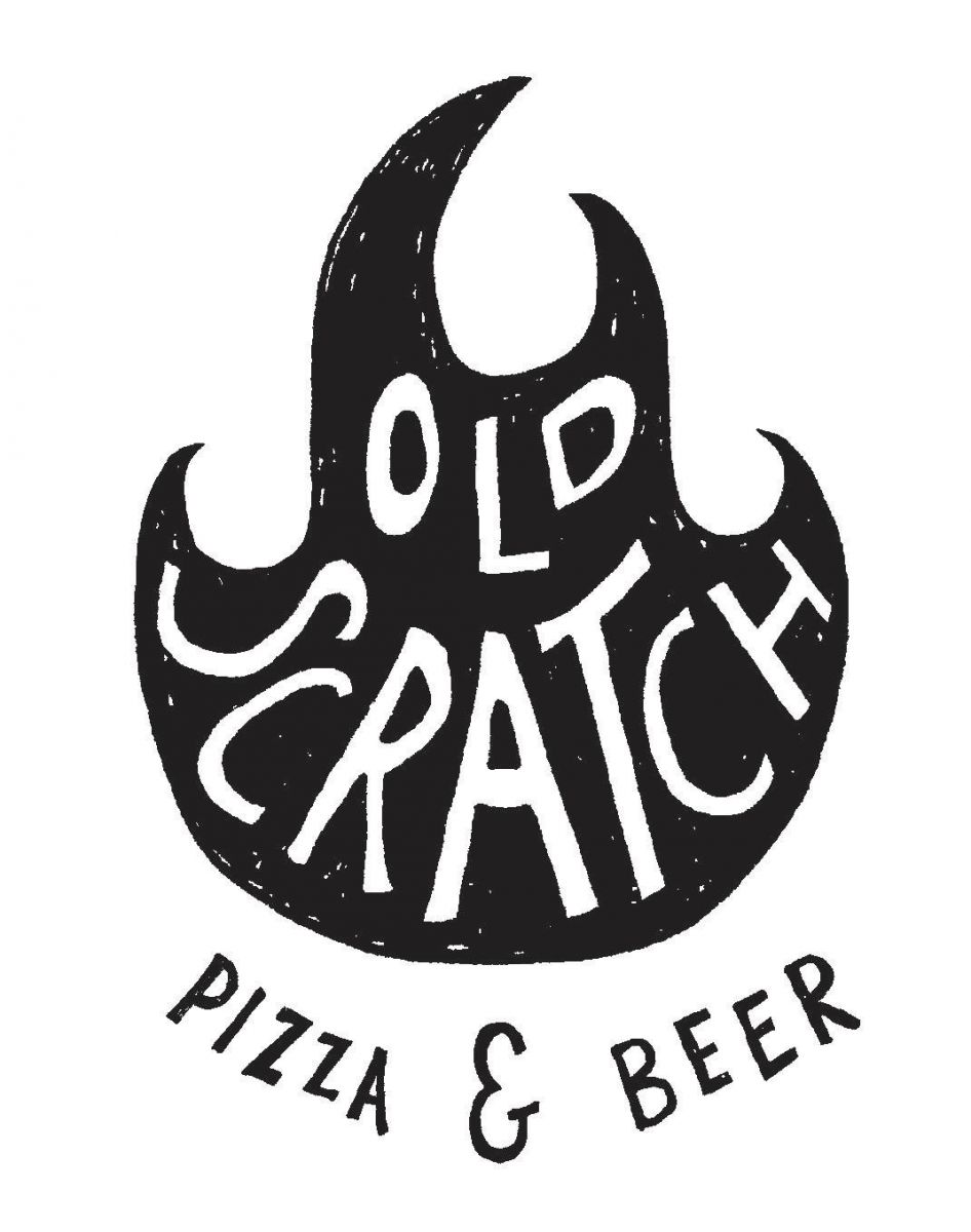 Old Scratch Pizza and Beer Logo