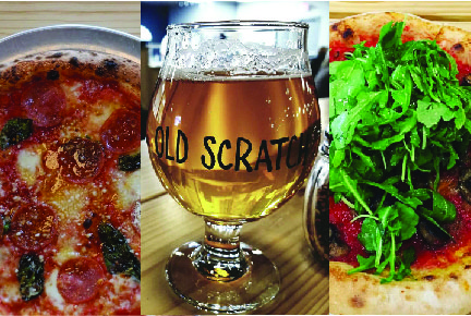 Old Scratch Handmade Pizza and Craft Beer