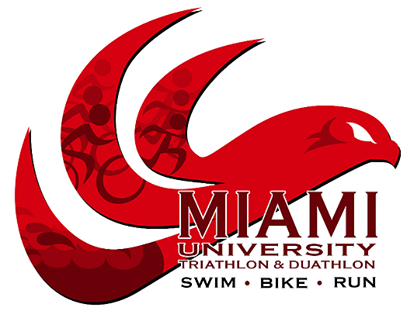 Miami University Triathlon Team Logo