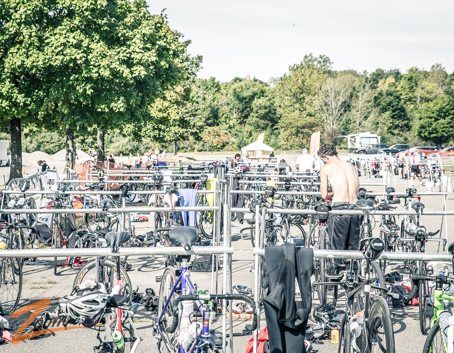 Learn more about how to complete a good transition in triathlon